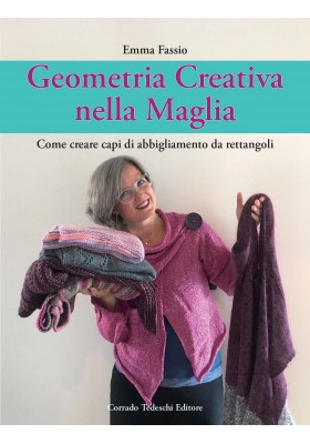 Geometria creativa nella maglia - Emma Fassio