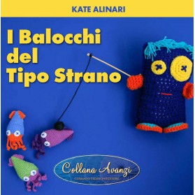 Collana Avanzi - The toys of the strange kind