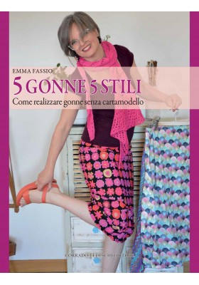 5 Gonne 5 Stili - Ebook (Kindle version)