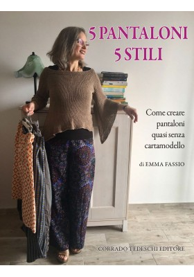 5 Pantaloni 5 Stili - Kindle