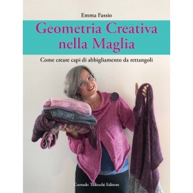 Geometria creativa nella maglia - Ebook (Kindle version)