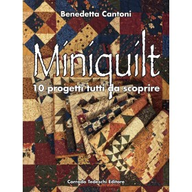 Miniquilt - Ebook (Kindle version)