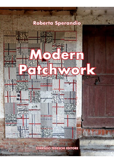 Modern Patchwork - Ebook (Kindle version)