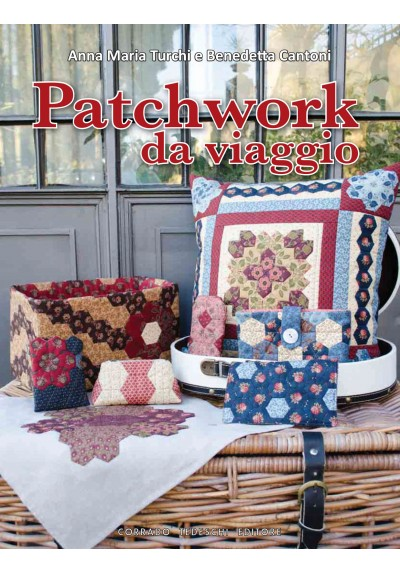 Patchwork da Viaggio - Ebook (Kindle version)