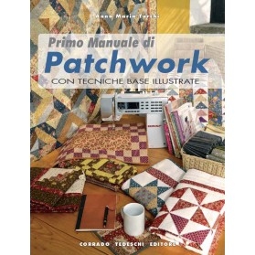 Primo Manuale di Patchwork - Ebook (Kindle version)