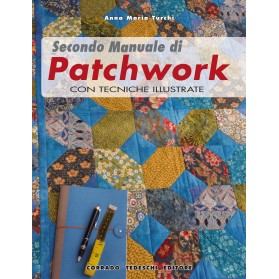 Secondo Manuale di Patchwork - Kindle