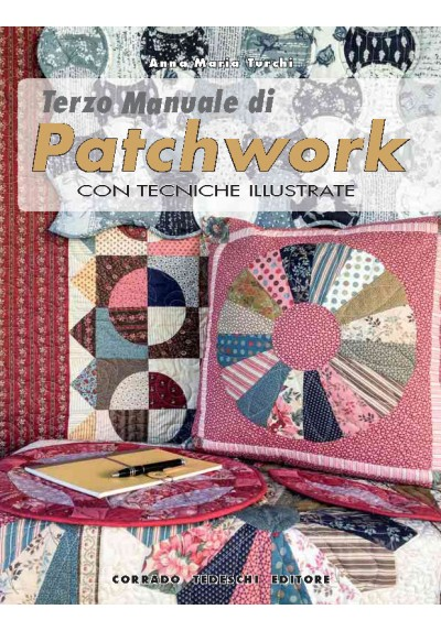 Terzo manuale di patchwork - Ebook (Kindle version)