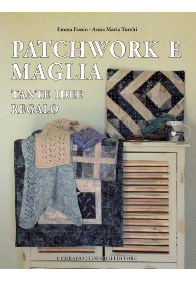 Patchwork e Maglia - Ebook (Kindle version)
