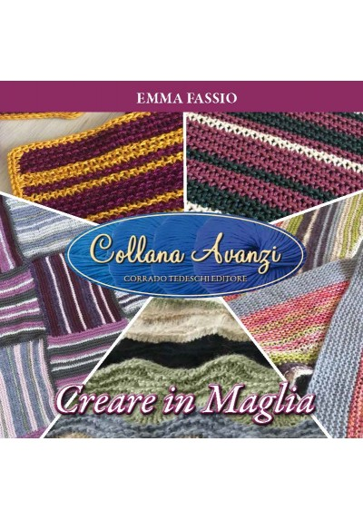 Ebook - Collana Avanzi - Creare in Maglia