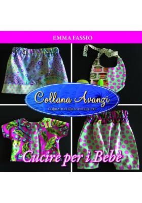 Ebook - Collana Avanzi - Cucire per i Bebè