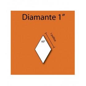 "60 Degree angle 1"" Diamond"