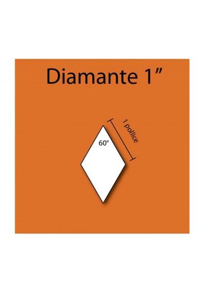 """Diamante in cartoncino da 1"""""""