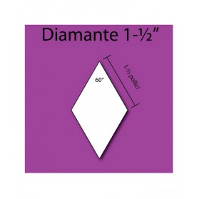 Diamante in cartoncino da 1-1/2""