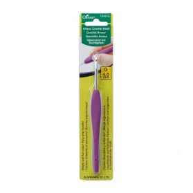 Clover Amour Crochet Hook mm 4