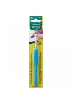 Clover Amour Crochet Hook mm 4,5