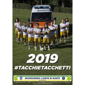 TACCHIETACCHETTI - Calendario 2019
