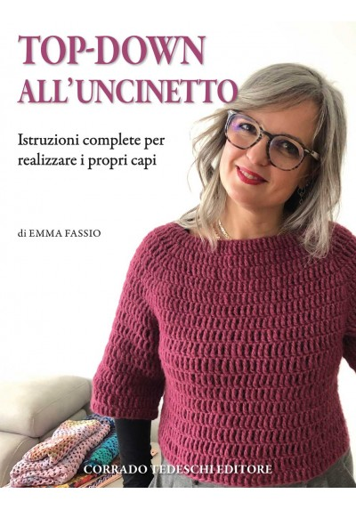 Top Down Uncinetto Manuale Di Emma Fassio In Italiano