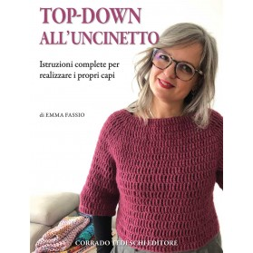 Top-Down all'Uncinetto - Ebook