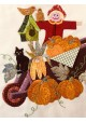 DOLCE AUTUNNO -Patchwork, Embroidery, Colouring
