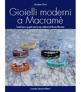 Gioielli moderni a Macramè