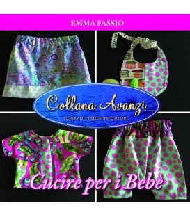 Collana Avanzi - Cucire per i Bebè