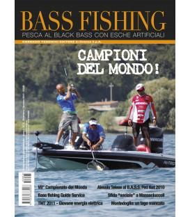 Bass Fishing N.3 Dicembre-Gennaio 2012
