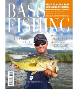 Bass Fishing N.13 Novembre-Dicembre 2013