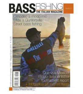 Bass Fishing N.15 Maggio-Giugno 2014