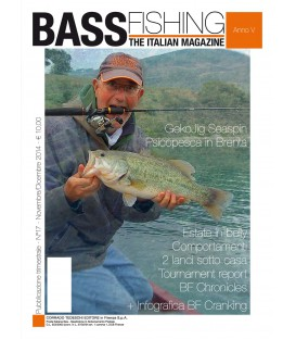 Bass Fishing N.17 Novembre-Dicembre 2014