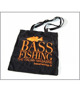 Shopping Bag Bass Fishing