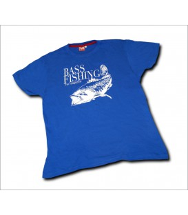 T-Shirt Adulto Bass Fishing