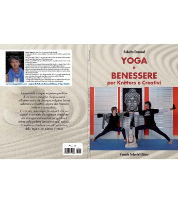 Yoga e benessere per knitters e creativi